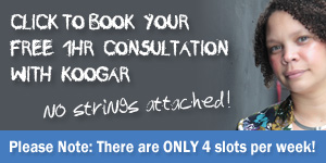 Click to Book Free 1hr Consultation with Koogar