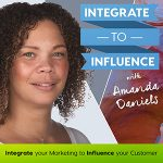 Integrate to Influence Podcast - Artwork