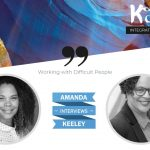 Amanda Interviews Keeley on the Integrate to Influence Podcast