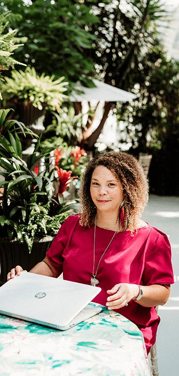 Amanda Daniels-Allen, Founder of Koogar
